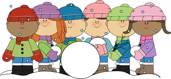 kids-building-a-snowman-group-of-kids-outside-in-the-snow-with-ryqiot-clipart